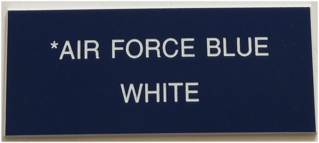air_force_blue_and_white_letters