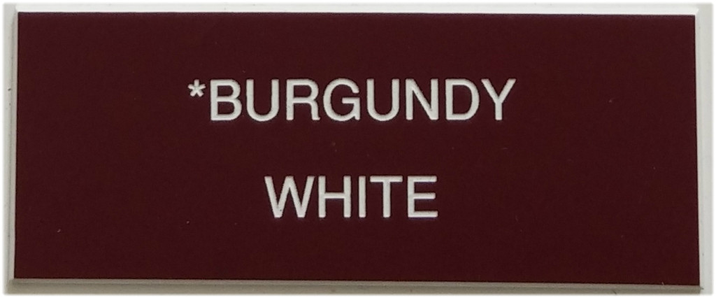 burgundy_and_white_letters