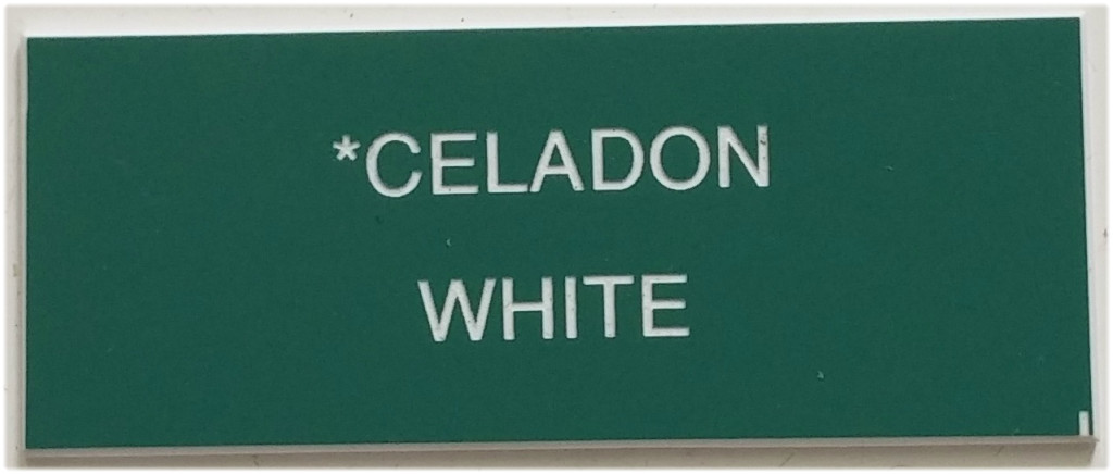 celadon_and_white_letters