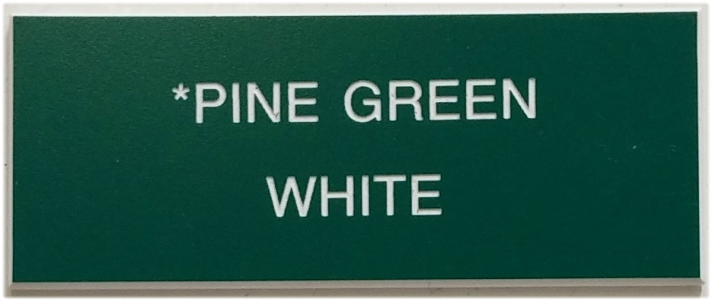 pine_green_and_white_letters