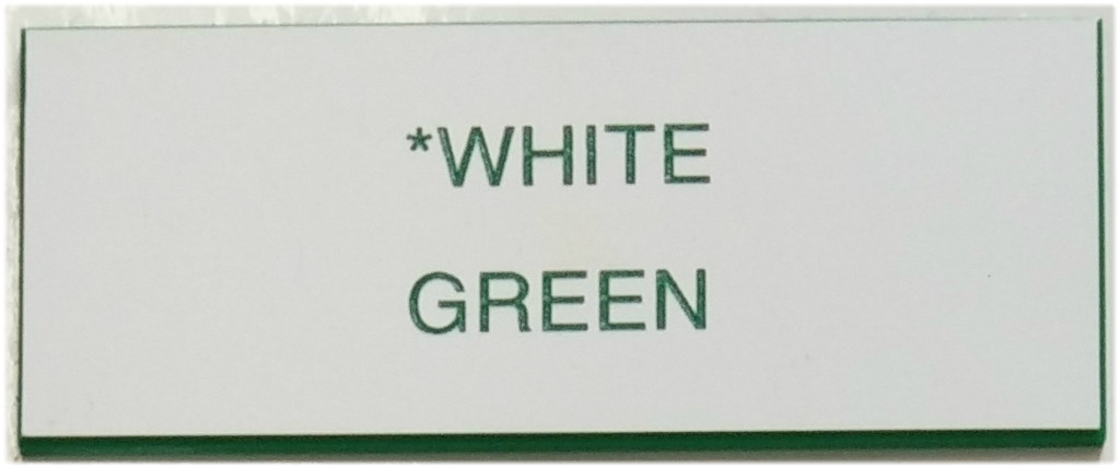 white_and_green_letters